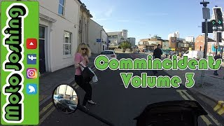 Commincidents #3 - Commuting Incidents Compilation - @motojoshing