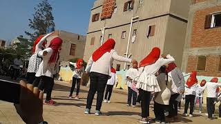 مدرسة عثمان رمزى اغنية امى يانور بيتنا