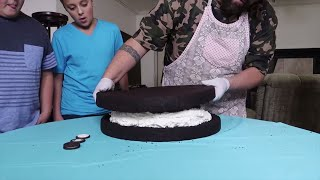 How to Make a World Record OREO COOKIE