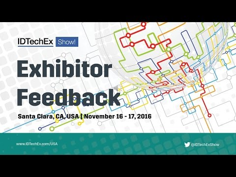 IDTechEx Show! Exhibit Space Over 90% Sold