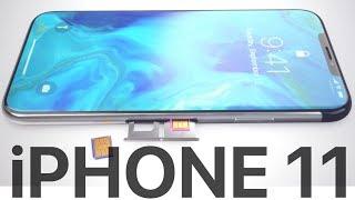 Таким будет iPhone 11: уменьшенная «монобровь» и рамки!