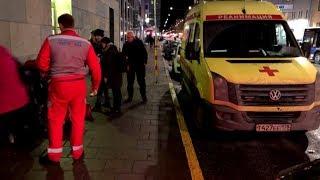 Из России в Швецию: питерская бригада врачей помогла пациенту на улице Стокгольма