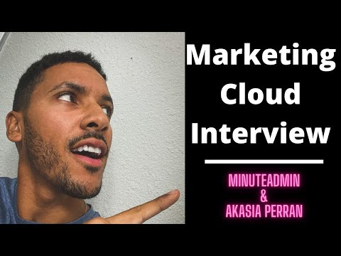 Marketing Cloud Success | Real World Salesforce Interview - YouTube