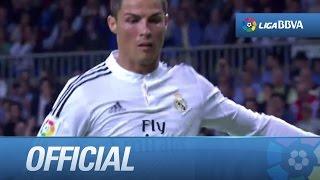 Los 10 mejores goles de Cristiano Ronaldo 2014/2015