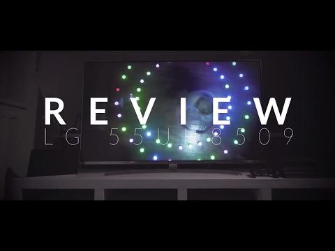 Review LG UH8509 Fernseher: Top oder Flop?