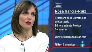 Entrevista a Ignacio Aguaded, Rosa García Ruiz y Ana Pérez Escoda