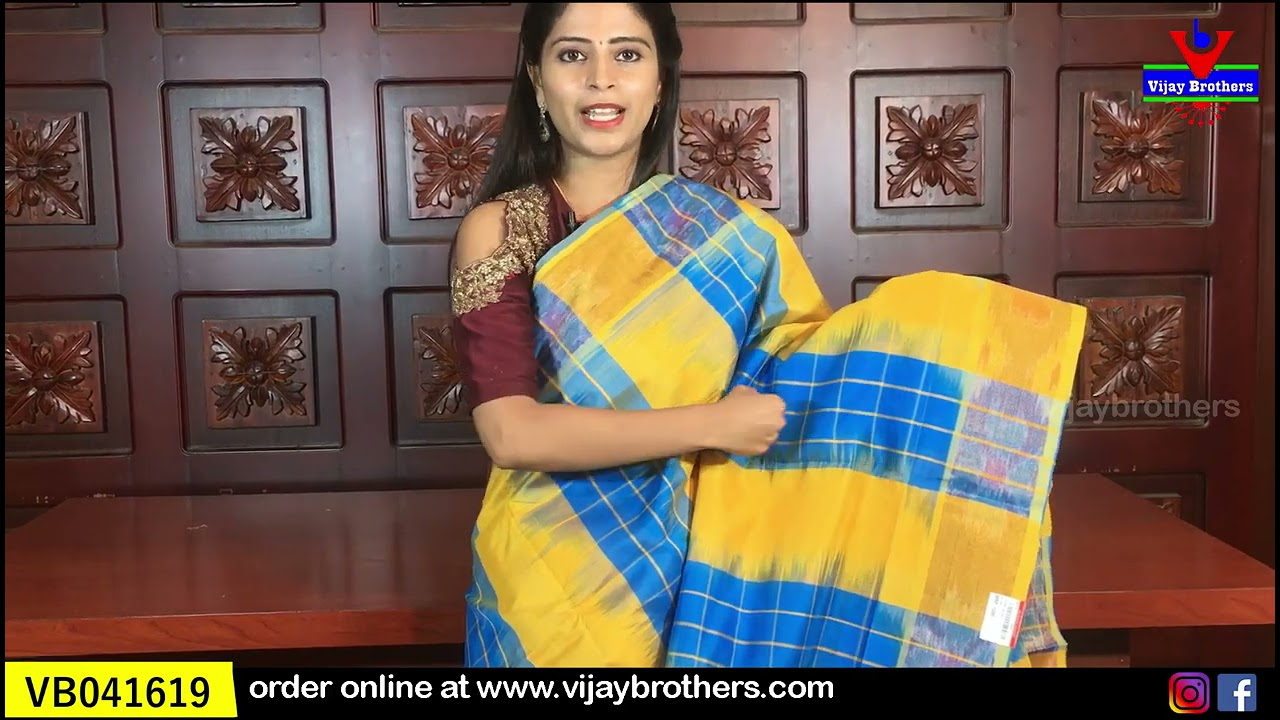 Vijay brothers sarees. <br> Ashok Nagar: H.No. 1 - 1 - 379 / 201  SRT 402  Beside Victoria Cafe  Indira Park Road  Ashok Nagar  Hyderabad  Telangana. 500020. <br> Phone: 040 2766 2520  79975 28847. KPHB: Beside Chermas  Hydernagar  Kphb  Hyderabad  Telangana 500082. Phone: 040 4012 5757  84640 27097 <br> Kothapet: Narsimha Puri Colony  Huda Colony  Kothapet  Hyderabad Telangana 500035. <br> Phone: 040 4857 1113  90107 81594 Business Hours: Mon - Sun: 10:30 AM – 9:00 PM.