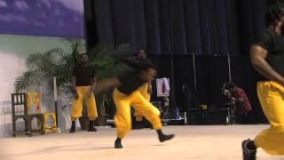 Interview with Zuzu African Acrobats from America's Got Talent