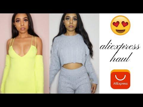 ALIEXPRESS SPRING CLOTHING HAUL (TRY ON)| EVERYTHING UNDER $20!| SAME AS FASHION NOVA?!?!