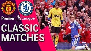Man United v. Chelsea | PREMIER LEAGUE CLASSIC MATCH | 9/18/11 | NBC Sports