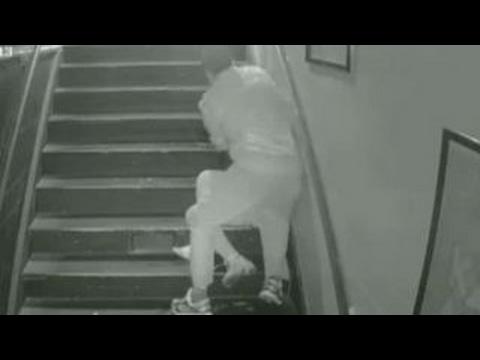 Sexual assault caught on surveillance camera