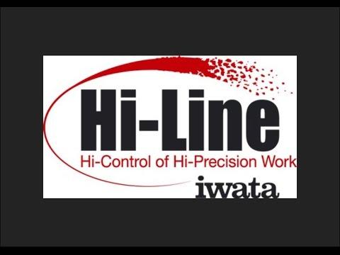 Iwata HP-CH Hi-Line Airbrush Review