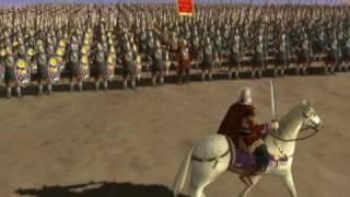 Romans Vs Persians Battle