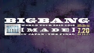 BIGBANG - LOSER (WORLD TOUR 2015~2016 [MADE] IN JAPAN : THE FINAL)