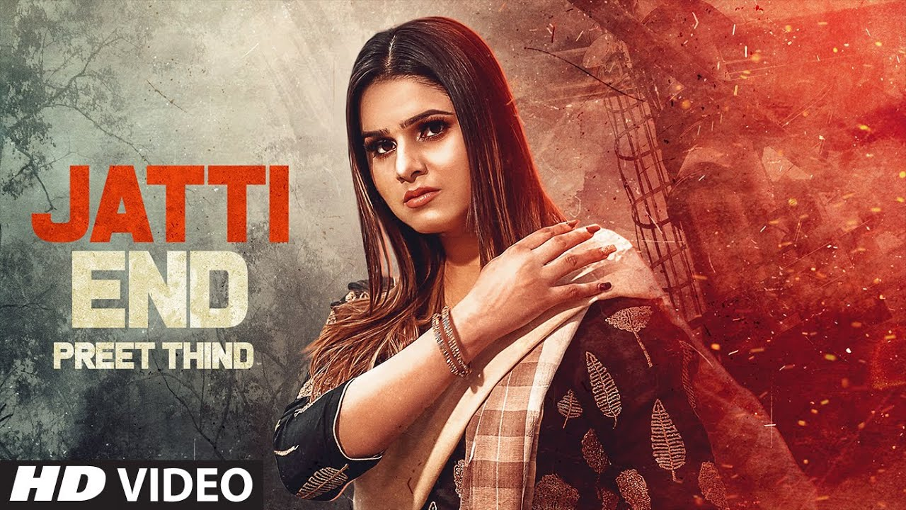 Jatti End Song Lyrics in Hindi