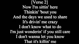 I Miss You - Aaliyah (Lyrics)