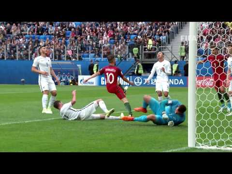 Match 10: New Zealand v Portugal - FIFA Confederations Cup 2017