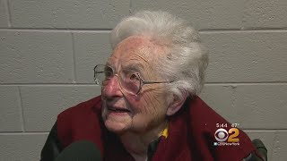 Sister Jean Happy With Loyola-Chicago Win Ruining Her Bracket