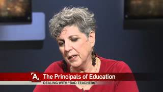 Principals' Perspective on Dealing with Bad Teachers
