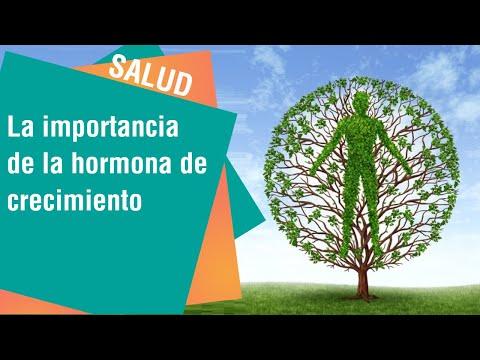 """""""La hormona del crecimiento, el elixir de la eterna juventud"""""""