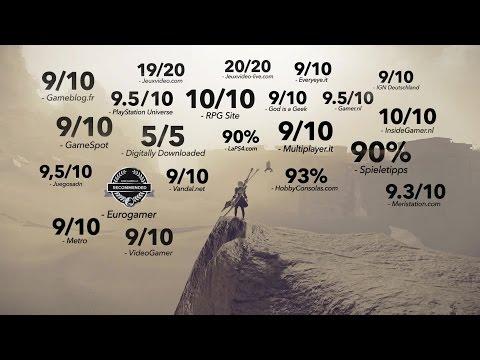 NieR Automata Celebrates Critical Acclaim in Launch Trailer