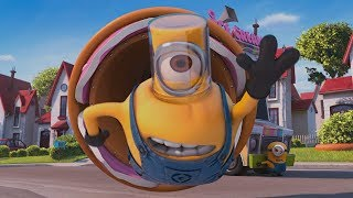 Despicable Me 2 - Minions Get Captured