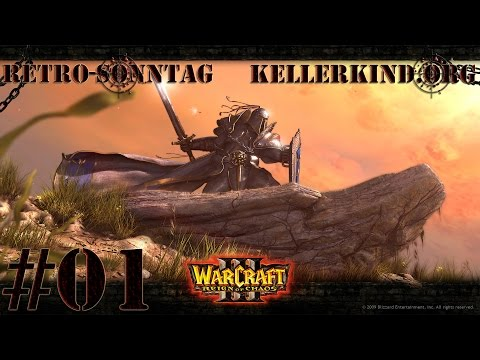 Retro-Sonntag [HD] #001 – Warcraft III – Reign of Chaos Teil 1 ★ Let's Show Game Classics