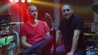 Vasil Hadžimanov Intervju 1 LIVE @ BINTA SOUND