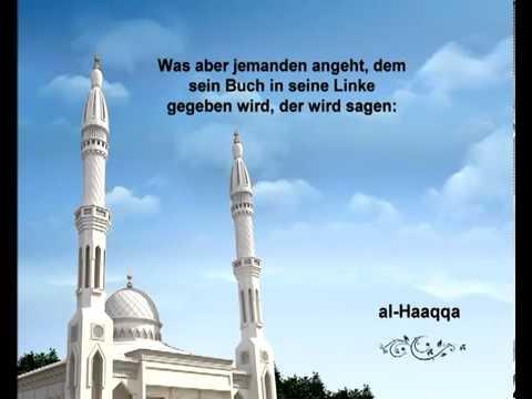 Sura Die wirkliche Realität <br>(Al-Háqqah) - Scheich / Saud Alschureim -