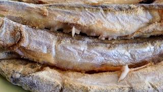 Мойва запечённая в Аэрогриле GF. Полезная рыбка.