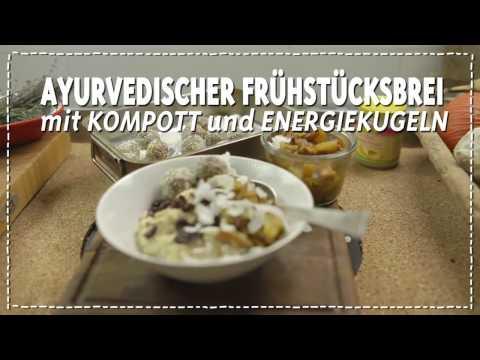 Ayurvedischer Frühstücksbrei von Rapunzel Naturkost