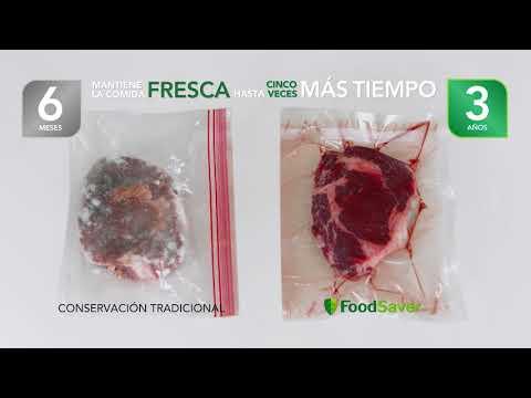 Envasadora al vacío FFS017X Stream, FoodSaver