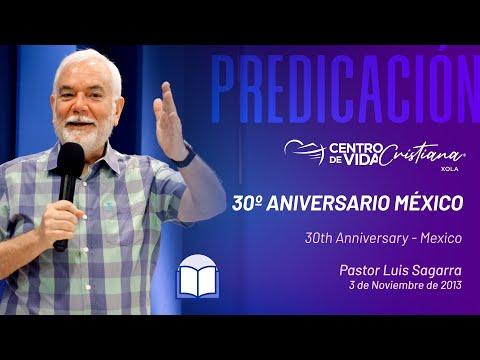 30º Aniversario - México | Centro de Vida Cristiana