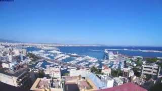 Palma de Mallorca Weather (22 08 2013)