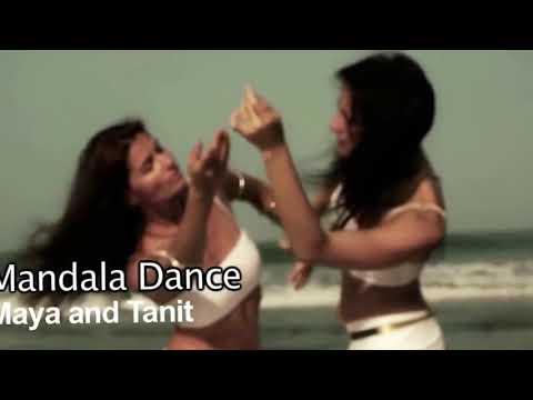 Майя и Танит - Танец Мандала видео