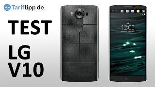 LG V10 | Test deutsch 4K