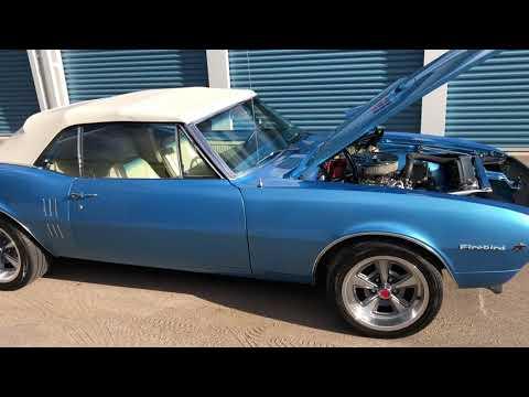 Video of '67 Firebird - KTX6