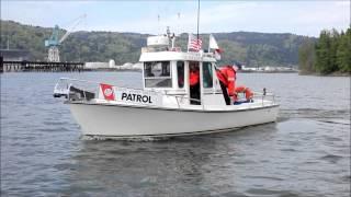 Coast Guard Auxiliary Boat Crew Academy