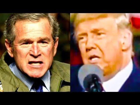 Who's Worse: Bush vs Trump?
