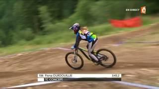 VTT   Championnats de France de descente 2017