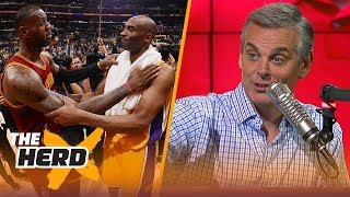 Colin Cowherd lists 5 matchups we wish we could've seen | THE HERD