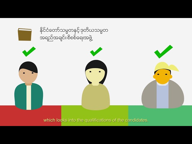 Hluttaw Information Movie