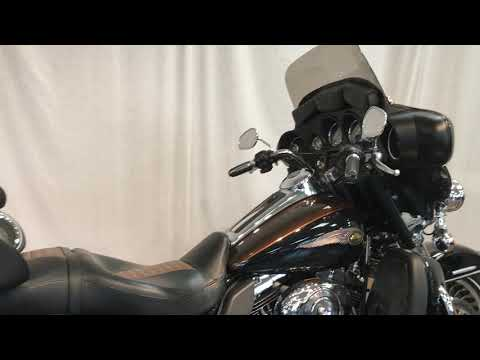 2013 Electra Glide Ultra Limited Anniversary FLHTK