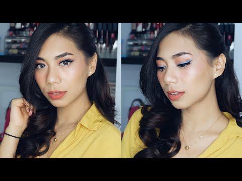 PIXY Cosmetics One Brand Makeup Tutorial - Abel Cantika