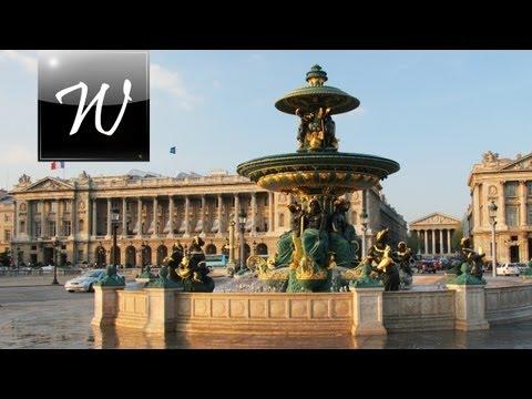 ◄ Place de la Concorde, Paris [HD] ►