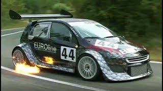 600Hp Smart ForFour Turbo // 4wd Rare Monster with Mercedes M111 Engine