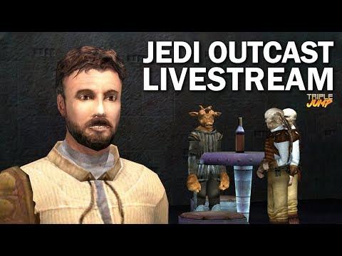 Star Wars: Jedi Outcast - KYLE'S CATARRH | TripleJump Live