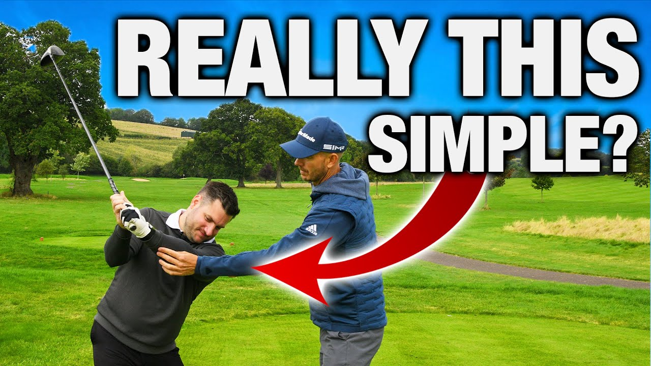 The BEST Driver Lesson We Have Ever Done! | 40 Yards Longer EASILY | ME AND MY GOLF