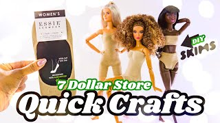 DIY - How to Make:  7 Dollar Store Quick Crafts
