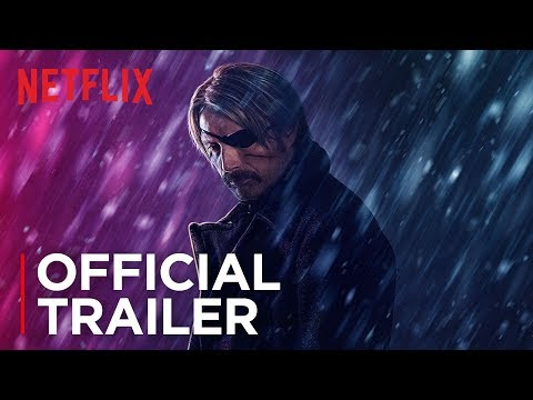 Polar | Official Trailer | Netflix